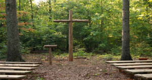 Outdoor Worship Center at Eastminster Presbyterian Church