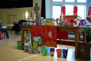 Food Drive at Eastminster